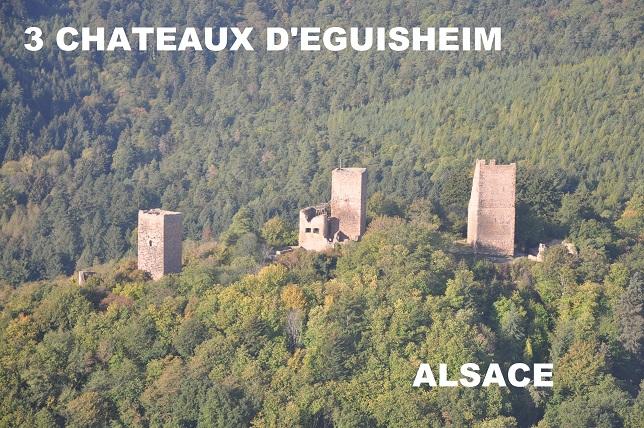 0908 Les 3 Châteaux d'Eguisheim