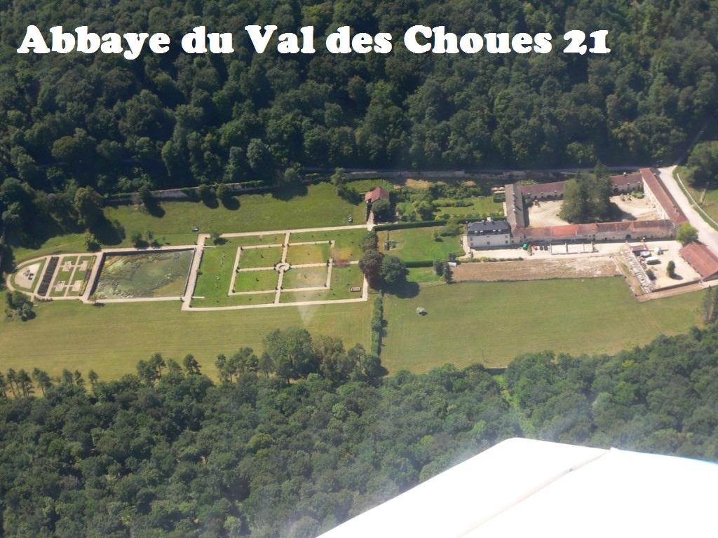 Abbaye du Val de Choues