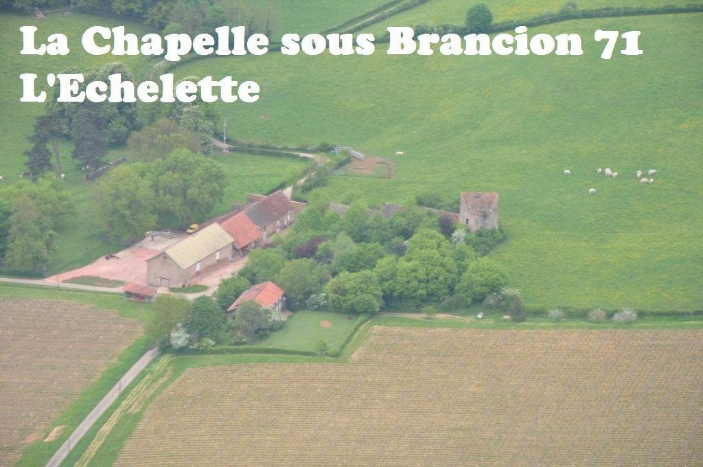 La Chapelle sous Brancion l'Echelette